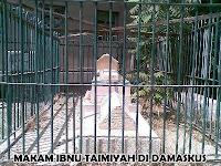 makam taimiyah