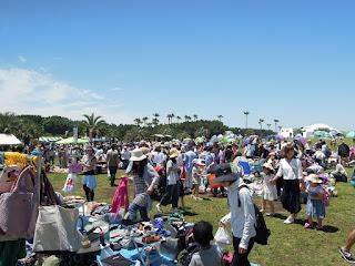 第13回辻堂海浜公園まつり フリーマーケット出店について