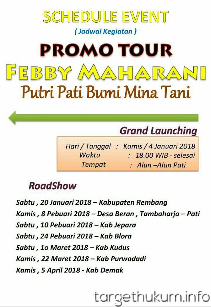 Management : Tour Tujuh Kota OM Koplax Musik PATI