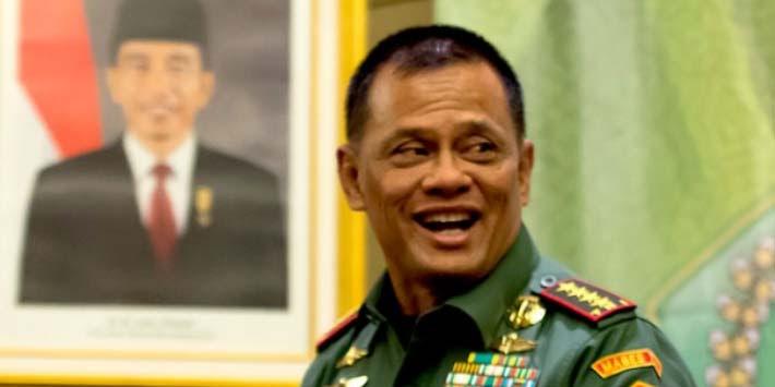 Gatot Nurmantyo: Bayangkan kalau 2019 Nanti Bukan Jokowi...