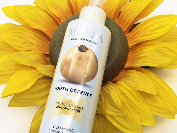 MOSSA COSMETICS: CLEANSING CREME MOUSSE
