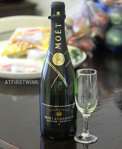 Moët & Chandon Champagne nectar impérial review