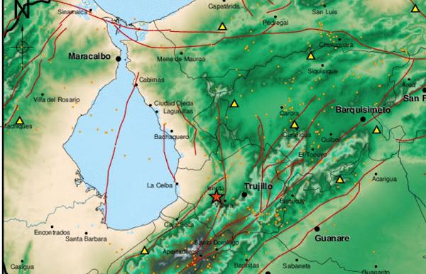 Sismo de 4.7 grados estremece al Zulia este 12 de septiembre