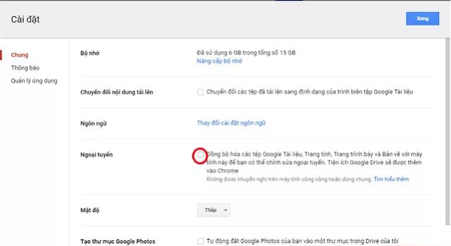 9 thủ thuật biến bạn thành cao thủ Google Drive