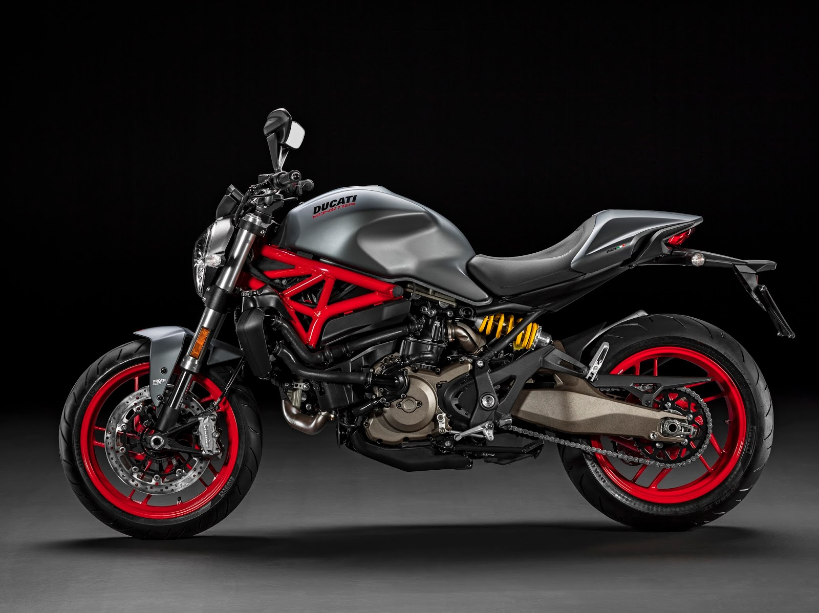 Racing Caf&#... Ducati Monster 2017