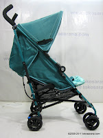 3 CocoLatte CL399 Ice Buggy Baby Stroller