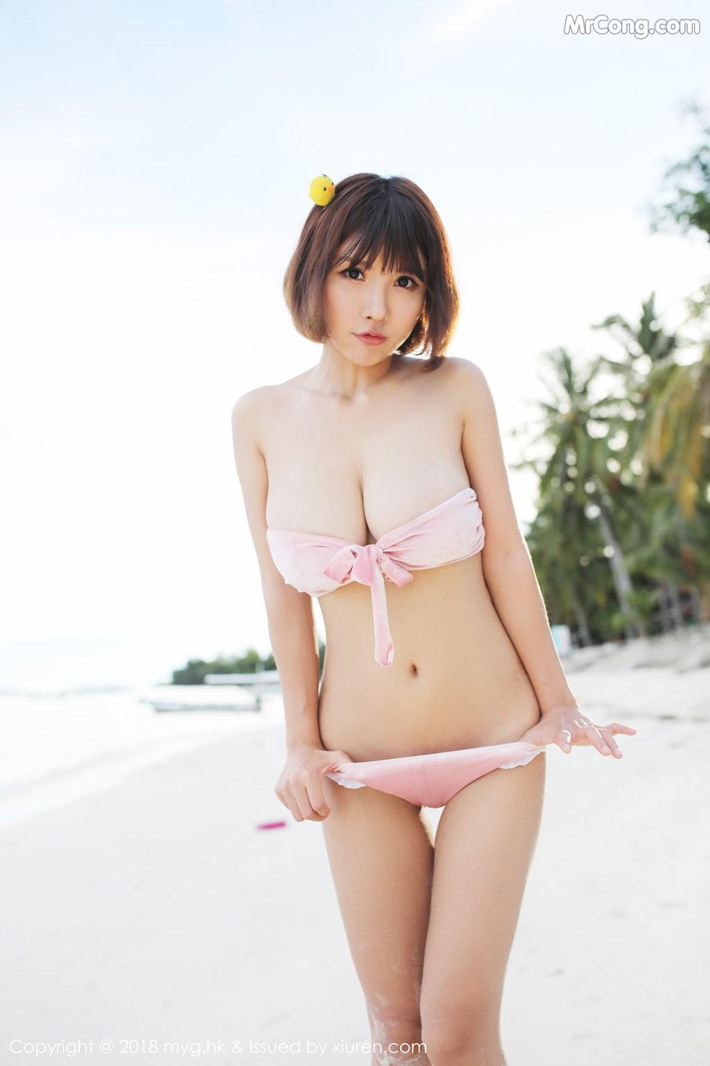 Image MyGirl-Vol.308-Sunny-Xiao-Qian-MrCong.com-002 in post MyGirl Vol.308: Người mẫu Sunny (晓茜) (45 ảnh)