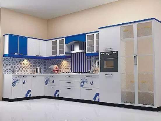kitchen set modern terbaru