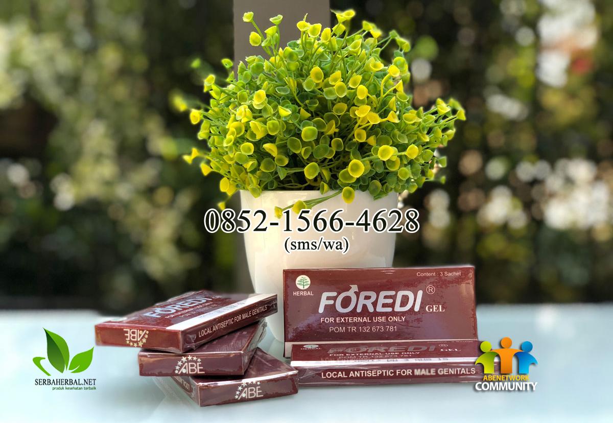 Obat Ejakulasi Dini dengan Herbal Oles Foredi