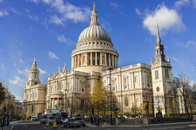 St. Paul's Cathedral em Londres