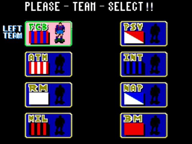 Euro League Y Tecmo World Cup 90 Mis Recordados Videojuegos De