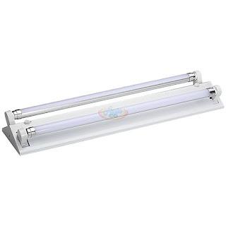 T8 LED山形燈 2呎2燈型