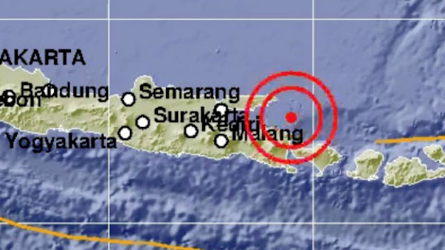 Sudah 14 Gempa Susulan di Situbondo