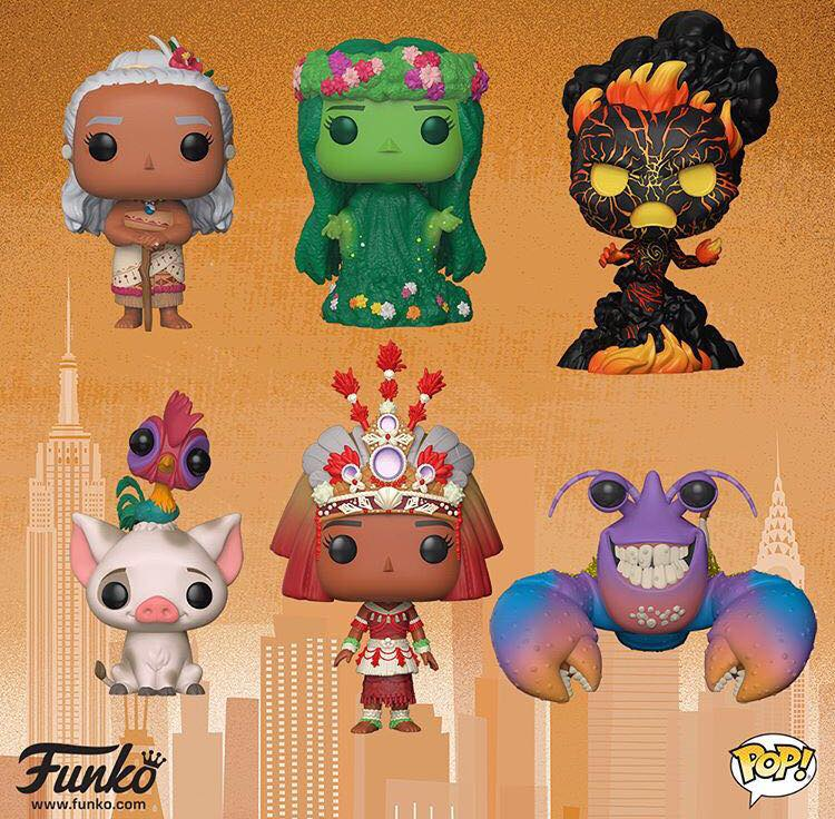 Disney Fan Collector Oleada De Nuevos Funko Pop