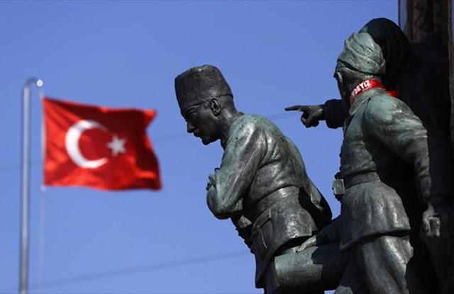 Η Τουρκία δεν αλλάζει