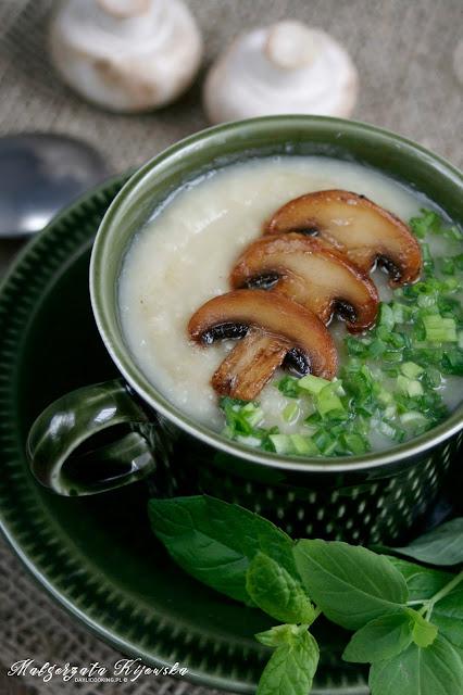 zupa-krem, obiad