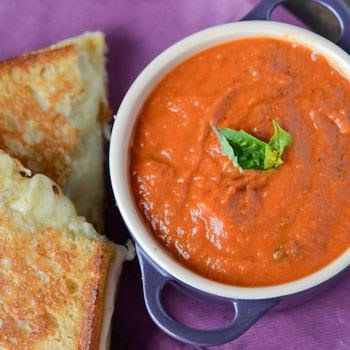 Panera Bread Creamy Tomato Soup Recipe