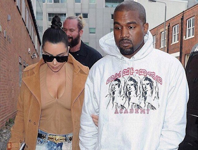 Kanye West Wearing Dertbag
