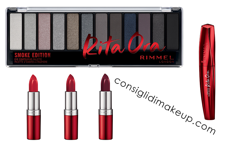 red instict collection rimmel anteprima