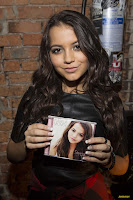 Isabela Moner - 'Stopping Time' Album Launch Party in NYC 11/10/2015