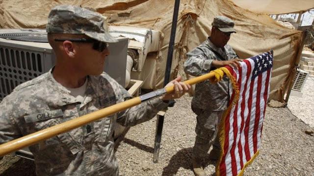 EEUU: Mantendremos la presencia robusta y distribuida en Irak