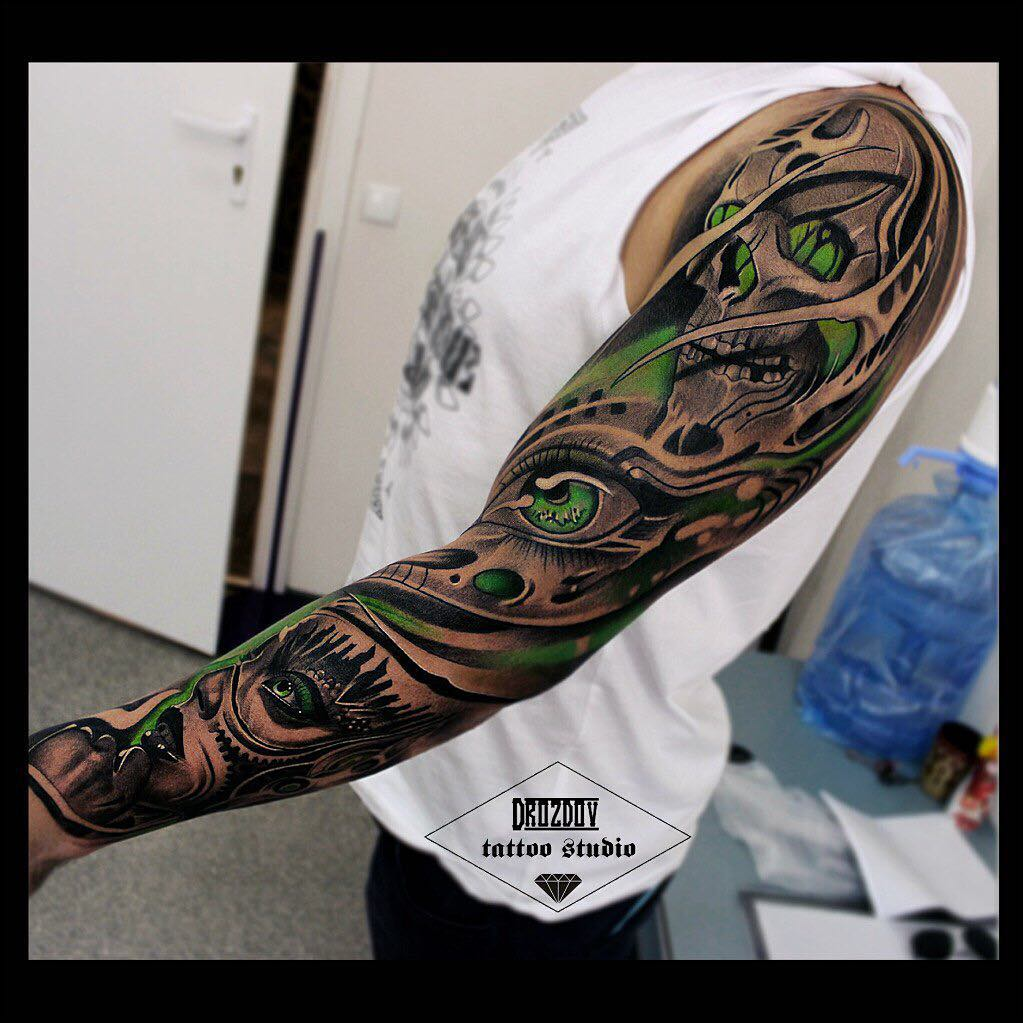 Skull Tattoos: Ideas For Best Tattoos: Skull Tattoos