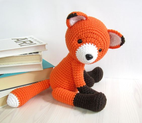 Receita Urso Panda Amigurumi em PDF no Elo7 | GatoFio Ateliê (10CCD58) | 490x564