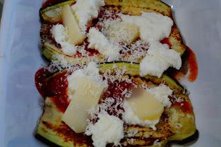 ricetta parmigiana melanzane