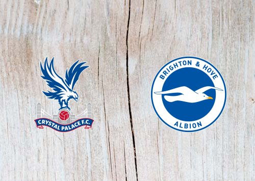 Crystal Palace vs Brighton - Highlights 9 March 2019