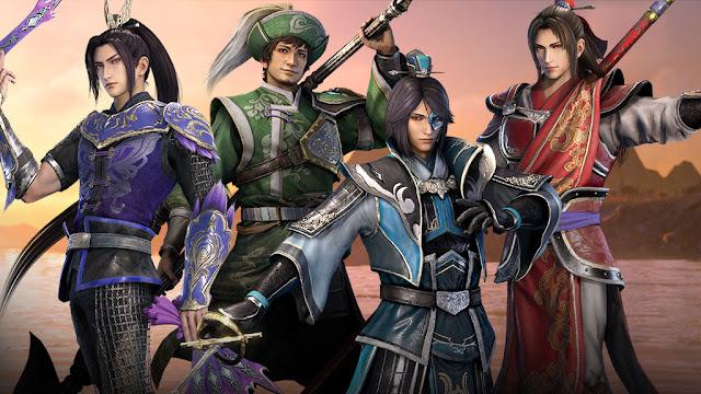 4 ตัวละครเกมสามก๊ก Dynasty Warriors 9 ที่กลับมาอีกครั้ง