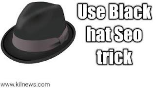 Black Hat Seo For Event Blogging