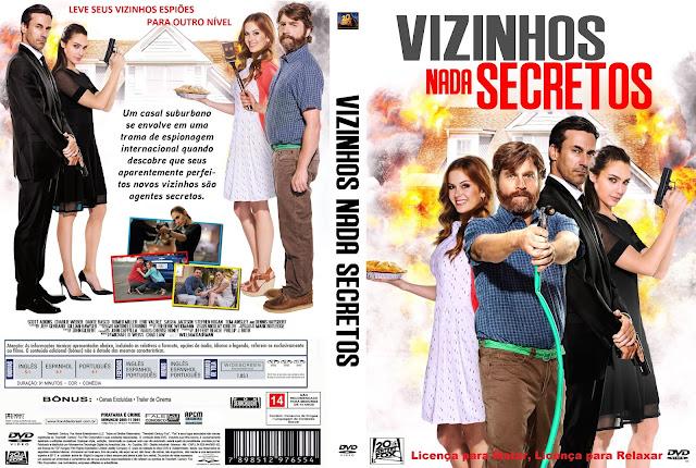 Sinopse do Filme Vizinhos Nada Secretos