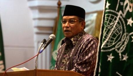 Ketua Umum PBNU: Pemerintah bubarkan FPI, mereka justru merusak nama islam