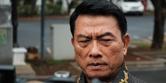 Moeldoko: Presiden Tak Ingin Dwifungsi TNI