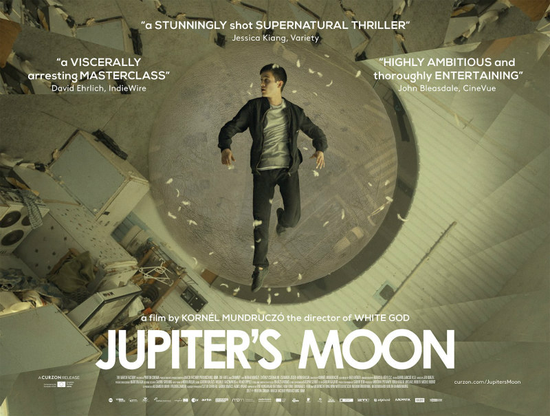 jupiter's moon film poster