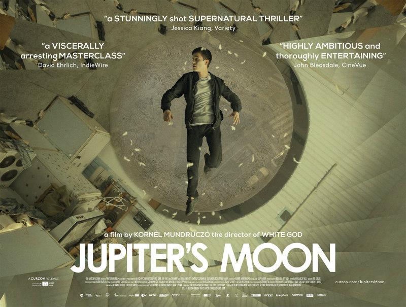 jupiter's moon film poster