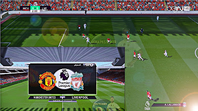 ScoreBoard Premier League 16/17 v1.0 PES2016 by M.Hammani