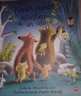 Nada Puede Asustar A Un Oso - Literatura Infantil