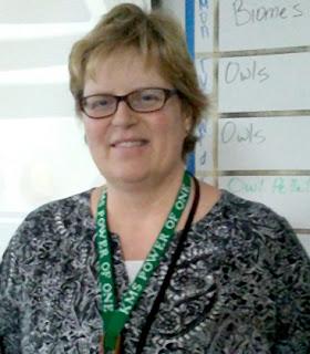 Photo of Ms. Bambling
