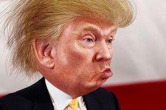 Donald Trump, un magnate repulsivo por Fernando Acosta Riveros