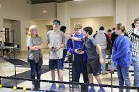 Montgomery Catholic Hosts Vex Robotics Tournament 2