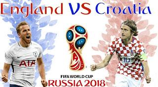 أهداف  مباراة إنجلترا و كرواتيا بث مباشر اليوم كورة لايف نصف نهائي كأس العالم