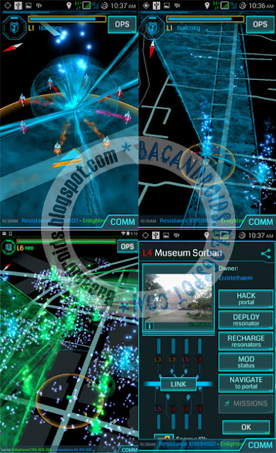 Download Ingress 1.105.1 Apk Terbaru + Passcode redeem code Item