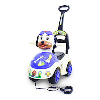 Ride-on Car Yotta Toys Kao Kao Anjing