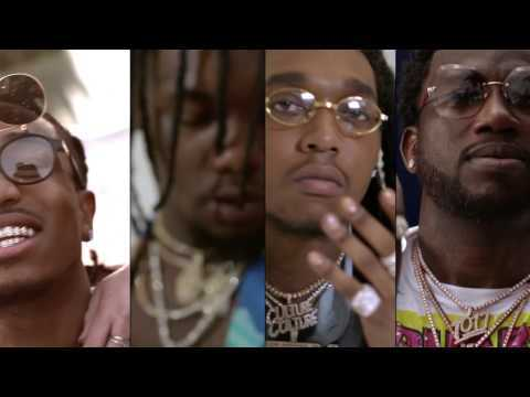 Migos ft Gucci Mane – Slippery