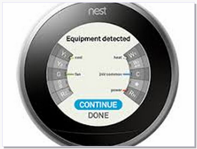 How to program nest thermostat schedule