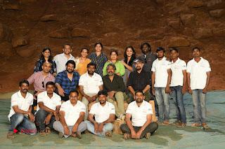 Baahubali 2 Last Day of Shooting Stills  0016.jpg