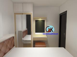 desain-interior-2-bedroom-terbaru