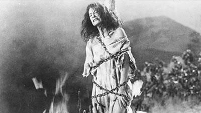 Malin Matsdotter - kisah penyihir legendaris