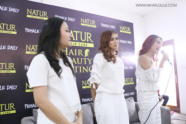 Event Report - Natur Hair Care Hair Beauty Dating